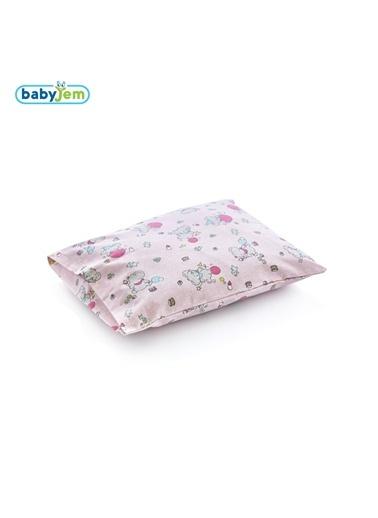 Babyjem Yastık Kılıfı  Çiçekli-Baby Jem